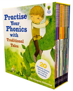 Practise Your Phonics with Traditional Tales - 21 Books (Oxford Reading Tree)