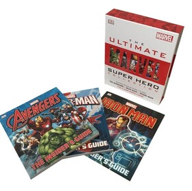 Marvel: The Ultimate Superhero Collection