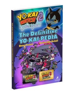 Yo-kai Watch 2: The Definitive Yo-kai-pedia