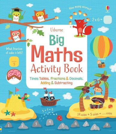 Big maths activity book