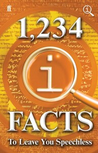 1,234 Qi Facts to Leave You Speechless (9780571326686)