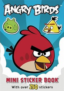 Angry Birds. Mini Sticker Book
