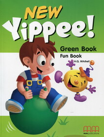 New Yippee! Green Book. Fun Book (+ CD)
