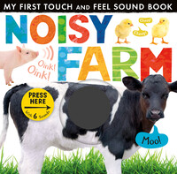 Noisy Farm - Little Tiger Press