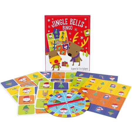 Фото Jingle Bells Bingo.