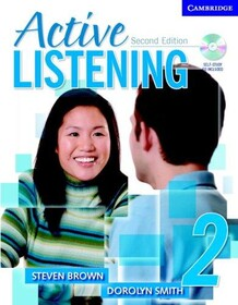Active Listening Second edition Level 2 Student`s Book with Self-study Audio CD