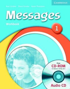 Messages Level 1 Workbook with Audio CD/CD-ROM