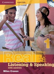 Cambridge English Skills: Real Listening & Speaking Level 1 Book with answers and Audio CDs (2) (9780521701983)