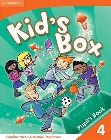 Kid`s Box Level 4 Pupil`s Book