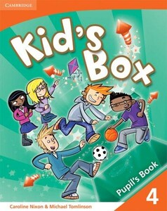 Kid`s Box Level 4 Pupil`s Book (9780521688185)