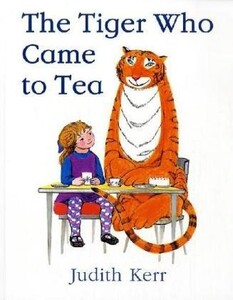 Tiger Who Came to Tea (9780007215997)