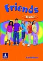 Friends Starter Level Student's Book