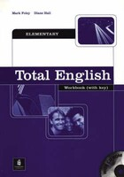 Total English Elementary Workbook with key + CD-ROM