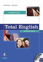 Total English Elementary Student's Book (with DVD)