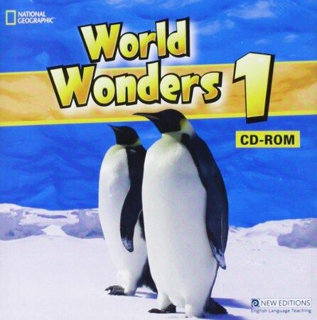 Фото World Wonders 1 CD-ROM(x1).