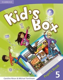 Kid`s Box Level 5 Pupil`s Book