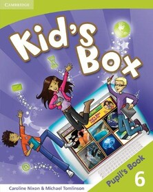 Kid`s Box Level 6 Pupil`s Book
