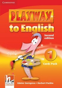 Playway to English Second edition Level 1 Cards Pack