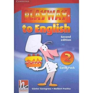 Playway to English Second edition Level 2 Cards Pack