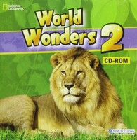 World Wonders 2 CD-ROM(x1)