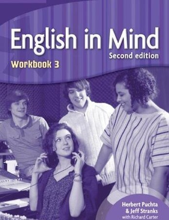 Фото English in Mind Second edition Level 3 Workbook (9780521185608).
