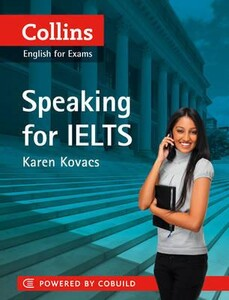 Collins IELTS Skills: Speaking for IELTS [with CD(x2)] (9780007423255)
