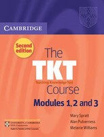 The TKT Course. Modules 1,2 & 3