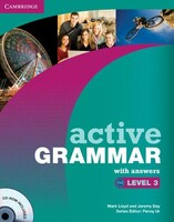 Active Grammar Level 3 Book with answers and CD-ROM