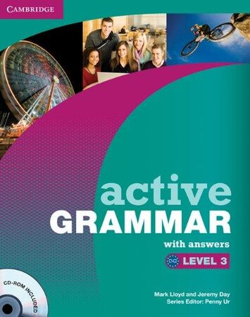 Фото Active Grammar Level 3 Book with answers and CD-ROM (9780521152501).