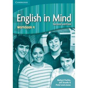 English in Mind Second edition Level 4 Workbook