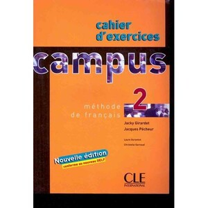 Campus 2 Cahier + Corr NouvEd