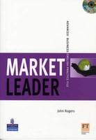 Market Leader Advanced Practice File Book +CD Pack New Edition
