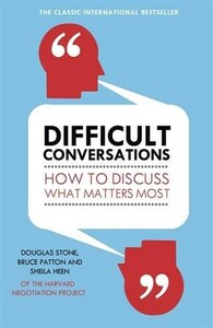 Difficult Conversations (9780670921348)