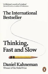 Thinking, Fast and Slow (9780141033570)