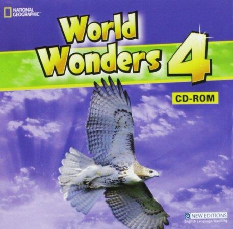Фото World Wonders 4 CD-ROM(x1).