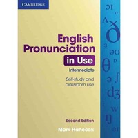 English Pronunciation in Use Intermediate Second edition Book with answers