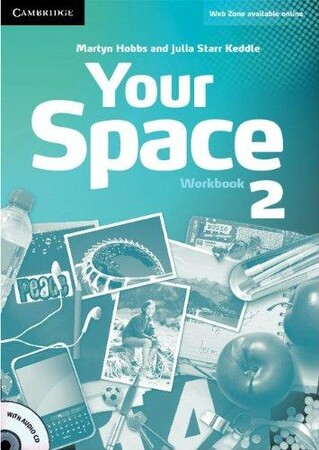 Фото Your Space Level 2 Workbook with Audio CD.