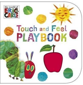 The Very Hungry Caterpillar: Touch and Feel Playbook (9780241959565)