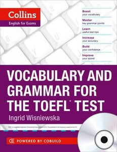 Collins Vocabulary and Grammar for the TOEFL Test (9780007499663)