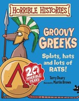 Groovy Greeks - by Scholastic UK