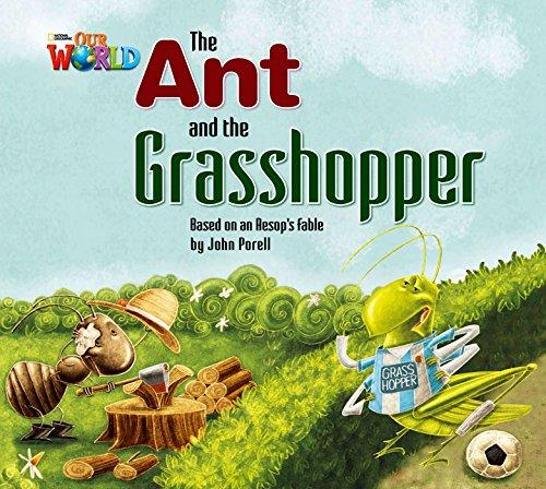 Фото Our World 2: Big Rdr - The Ant and the Grasshopper (BrE).