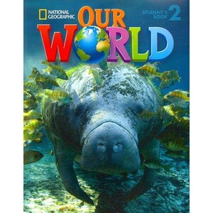 Our World 2: SB [with CD-ROM(x1)] (BrE)