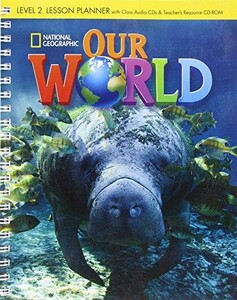 Our World 2: TB [with CD(x1) & CD-ROM(x1)] (BrE)