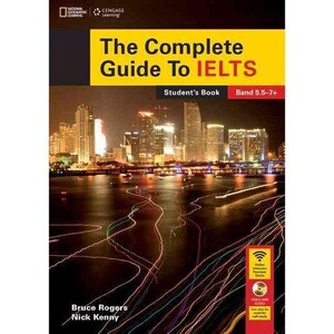 The Complete Guide to IELTS (with Accass Code & DVD-Rom(x1)) (9781285837802)