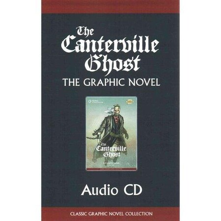 Comics: The Canterville Ghost CD(x1) AmE