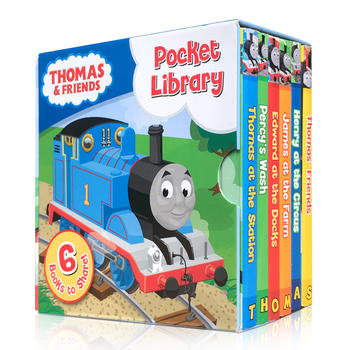 Thomas & Friends Pocker Library