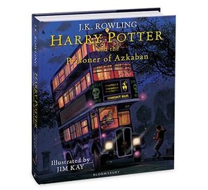 Harry Potter and the Prisoner of Azkaban Bloomsbury (9781408845660)