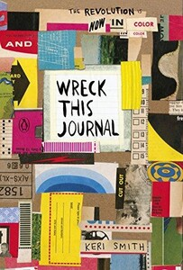 Wreck this Journal: Now in Colour (9781846149504)