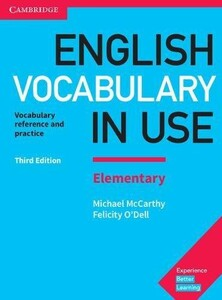 English vocabulary in use elementary book with answers (9781316631539)
