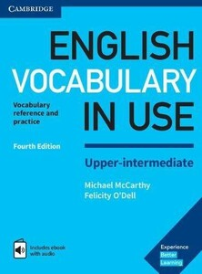 English vocabulary in use upper-intermediate book with answers and enhanced ebook (9781316631744)